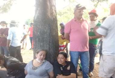 El grupo fue liberado luego de las gestiones del Ministerio de Defensa y la Policía Departamental
