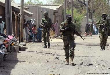 Níger, un país sumido en la violencia. Foto AFP