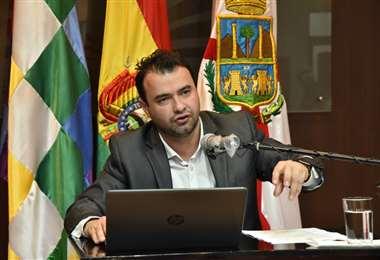 El encuentro se desarrolló durante el fin de semana, a la cabeza de Égüez