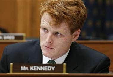 Joseph Kennedy III. Foto Internet