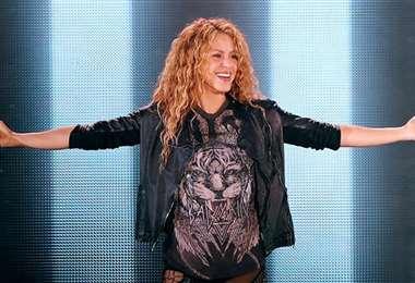 La colombiana Shakira es considerada la reina del pop latino