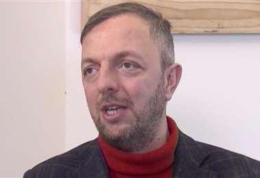 El científico italiano Enrico Bucci. Foto Internet