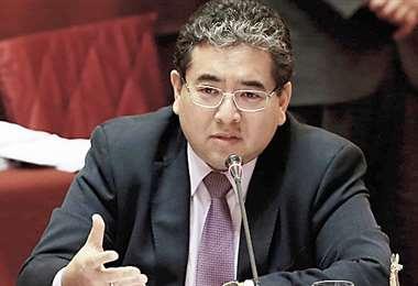 Nelson Shack, contralor peruano. Foto Internet