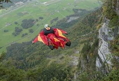 Cada vez hay más aficionados a esta práctica peligrosa. Getty Images