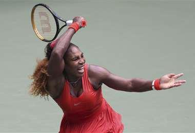 Serena Williams cumplirá 39 años este mes. Foto: AFP
