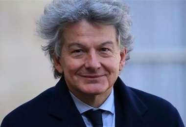 El comisario europeo. Foto Internet