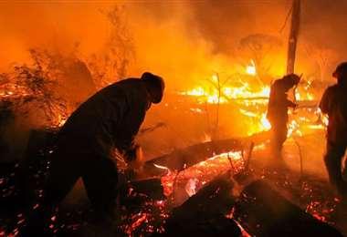 Preocupa la situación en Santa Cruz. Foto referencial: Ipa Ibañez