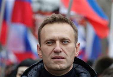 El opositor ruso. Foto Internet