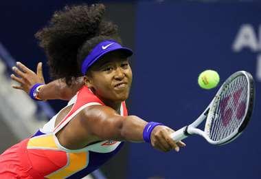Naomi Osaka jugará su segunda final del US Open. Foto: AFP