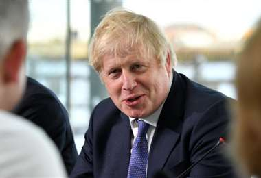Boris Johnson defendió su intención de incumplir parcialmente el acuerdo de Brexit
