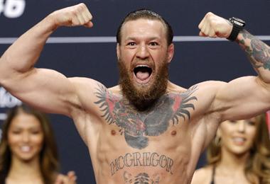 McGregor aparece envuelto en otro escándalo