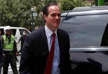 Es el primer líder no latinoamericano en la historia del organismo multilateral