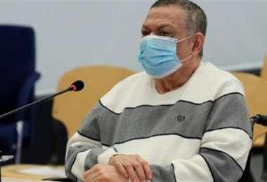 El excoronel salvadoreño es acusado de asesinar a cinco jesuitas españoles