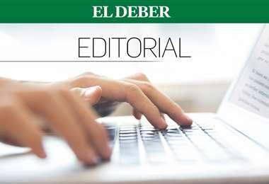 Editorial EL DEBER