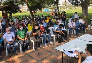La asamblea extraordinaria se celebró el miércoles 9. Foto: Internet