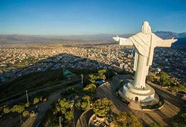 Cochabamba tiene cerca de 2 millones de habitantes