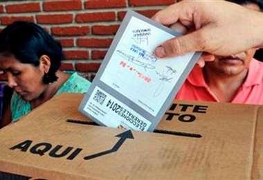 La participación de los candidatos representa un reo, en el actual contexto democrático