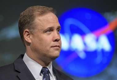 Jim Bridenstine, administrador de la NASA. Foto AFP