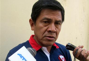 Jorge Áñez, alcalde de San Borja. Foto. Internet