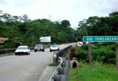 La detención tuvo lugar en el municipio de Ivirgarzama
