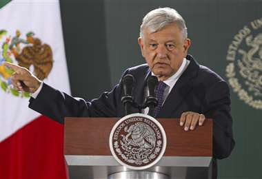 López dijo que donará el premio si se saca la lotería. Foto AFP