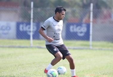 Saúl Torres, uno de los jugadores del Tigre que está en la selección