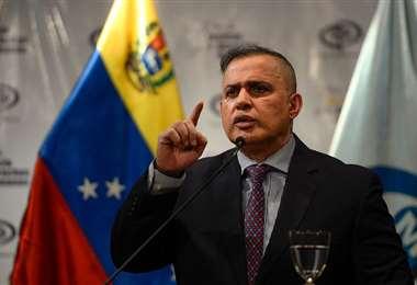 Tarek William Saab, fiscal general venezolano. Foto Internet