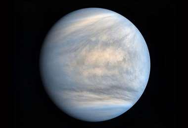 El planeta Venus. Foto Internet