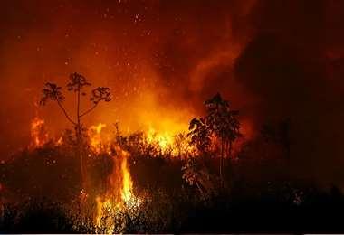 El temporal que azota a Brasil también afecta a Bolivia. Foto: Sputniknews