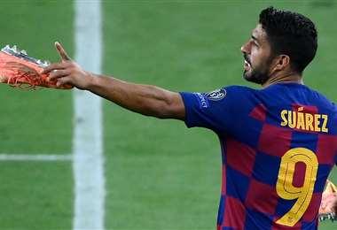 El jugador no está en los planes del equipo catalán (de momento)