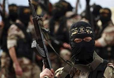 El joven transmitía la propaganda del Estado Islámico. Foto referencial