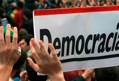 Líderes latinoamericanos piden defender la democracia. Foto. Internet