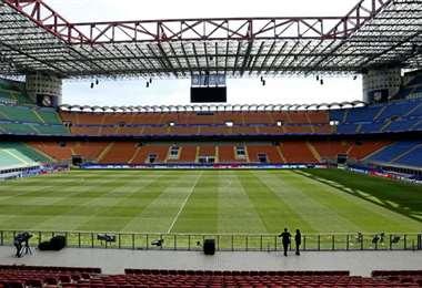 Estadios vacíos sin una constante en las ligas europeas