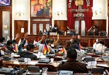 Este miércoles se realizará la 34va. Asamblea Legislativa.