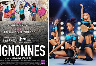 El polémico filme francés. Foto Internet