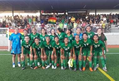 La selección femenina sub-17 disputó un torneo amistoso en España en 2019