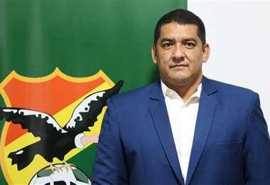 Rodríguez fue ratificado como presidente de la FBF por el comité ejecutivo. Foto: P. FBF