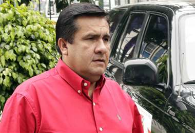 Blanco fue reconocido como presidente de la FBF por amparo constitucional. Foto: Internet