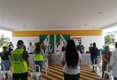 El Hospital Municipal Bajío del Oriente celebra su séptimo aniversario