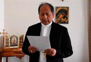 Iglesia afirma que Áñez marcó el camino de la unidad