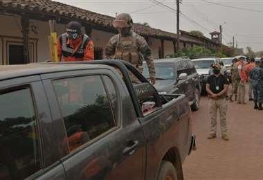 Según López, las labores se reforzarán en la zona este de Copaibo