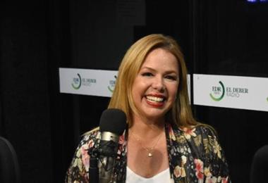 La alcaldesa interina Angélica Sosa participará en ¡Qué Semana!