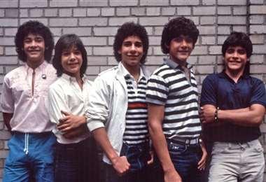 El grupo Menudo estaba integrado por adolescentes puertorriqueños