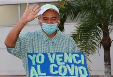 Hay 37.638 persona que vencieron al virus. Foto: Ricardo Montero