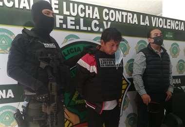 Carlos Andrés P. F., feminicida, fue capturado