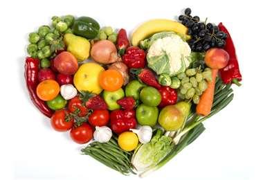 Dieta saludable para el corazón. Foto: Internet