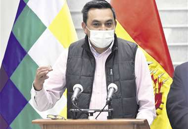 Yerko Núñez, ministro de la Presidencia