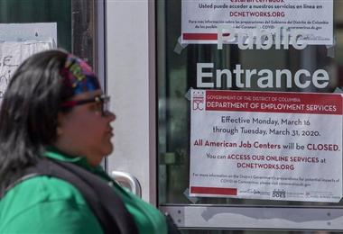 Muchas personas quedaron desempleadas en esta época de pandemia. Foto. Internet