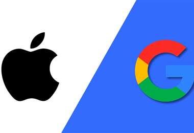 Apple y Google tras el coronavirus. Foto Internet