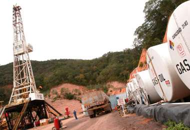 El 74% de las exportaciones dependen de la minería y el gas/Foto Internet